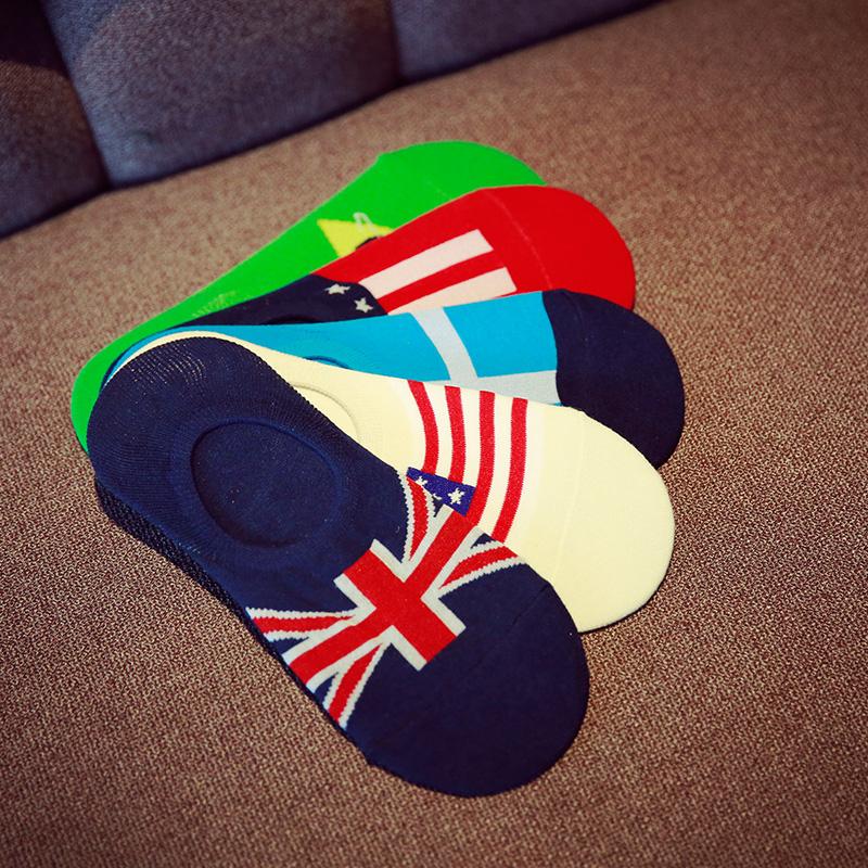 袜子男士低帮短袜冬季隐形袜浅口防滑船袜篮球运动袜四季棉袜船袜