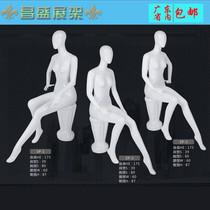 日本购女式立体裁剪人台道具服装模特学习插针新手练习泡沫人体模