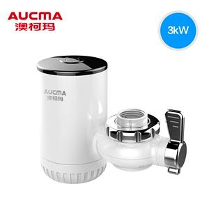 Aucma/澳柯玛 A-S30W708冷热电热水龙头加热器即热式小厨宝伸手热
