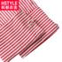 预售韩都衣舍2018新款女装春装韩版衬衣条纹印花长袖衬衫JM7971蒖