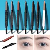 韩国悦诗风吟眉笔自动防水防汗不脱色染眉膏自然持久一字眉粉图片