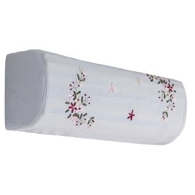 2件包邮简洁挂式空调罩挂机罩1-1.5P2匹空调套防尘罩布艺美的格力