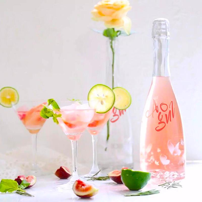 玫瑰玫瑰桃红葡萄酒