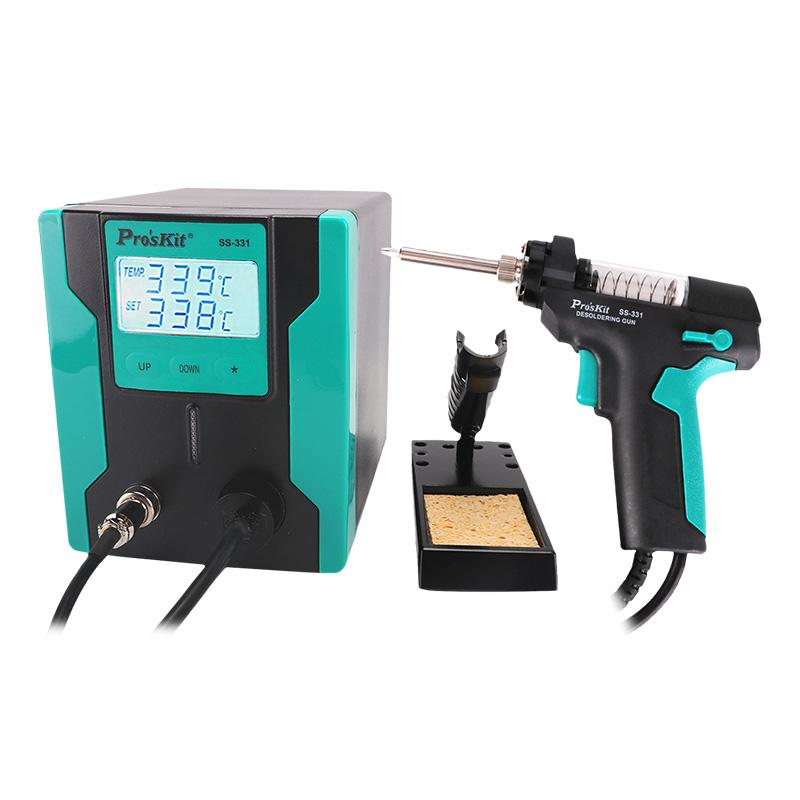 宝工电动吸锡枪自动吸锡泵强力吸锡器手柄配件发热芯拆焊SS-331H