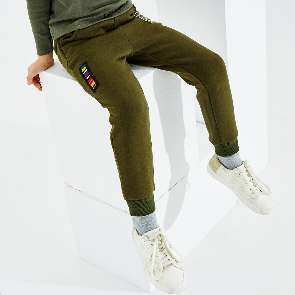 儿童彩色裤