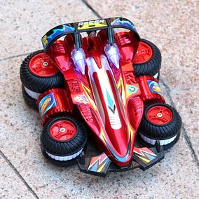 翻滚特技车翻斗车遥控车越野遥控汽车模充电动赛车儿童玩具车男孩
