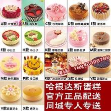 哈根达斯冰激凌蛋糕冰淇淋生日蛋糕免费同城配送大连抚顺吉林洛阳