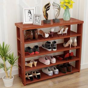 特价现货木质鞋架多层简易防尘实木鞋架现代简约置物架宿舍鞋柜