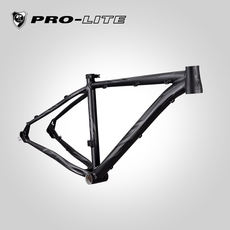 Pro-Lite mountain bike frame aluminum alloy XC frame barrel axle frame assembly 17 inch DIY assembly