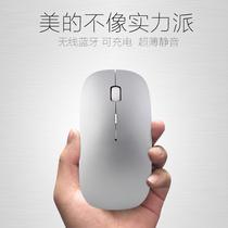 包邮鼠标无线超薄静音无声省电苹果笔记本台式电脑女生无限鼠标5