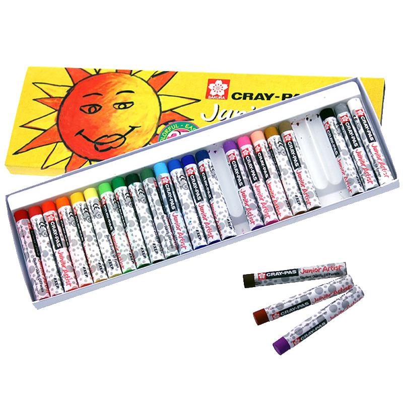 小太阳油画棒