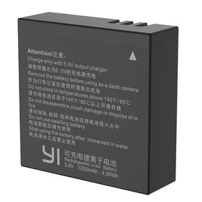 【菜鸟发货】小蚁4K/4K+运动相机原装电池高密度锂电池(力神版)