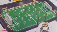 Billiards, children's football, table football