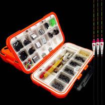 钓鱼钩勾套装用品大全渔具鱼具装备鱼漂全套组合小配件盒收纳盒