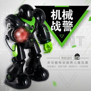 盈佳新威尔机械战警5088遥控器6088充电线 智能机器人玩具配件