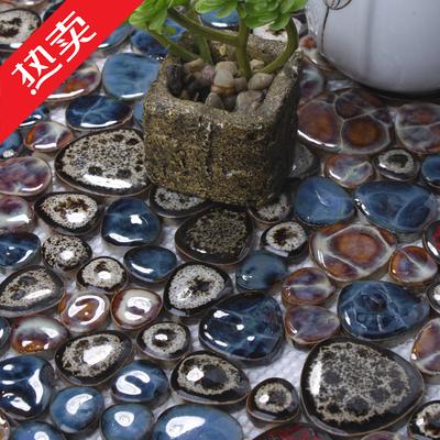 新款豹纹玛瑙 小脚丫 门槛石 地砖 背景墙 花园 马赛克瓷砖特价