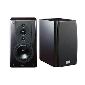 Sony/索尼 SS-NA5ES家庭客厅书架式扬声器无源音箱HIFI音响现货