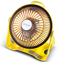 Zhonglian small sun heater household mini small energy-saving electric heater student table dormitory heater fan roasting stove