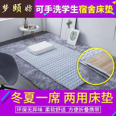 折叠床垫床垫折叠地铺包邮