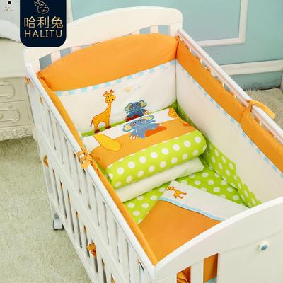 床围加高婴儿床