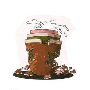 紫砂水缸宜兴储水罐陶瓷大水缸带龙头 储水罐 麦饭石粗陶饮水茶缸
