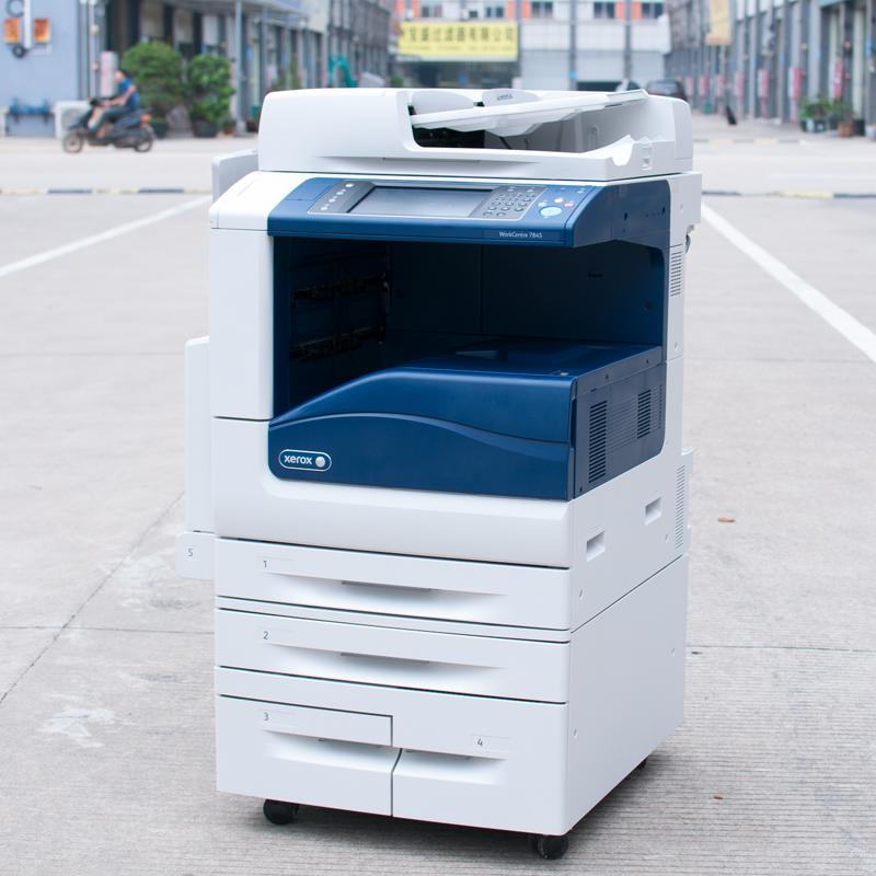 五代施乐 7835 彩色复印机 7845 7855 A3+激光打印复印扫描一体机