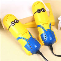 Creative cartoon dry shoes, winter shoes, deodorant sterilization dryer, cartoon drying shoes