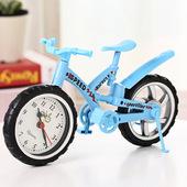 自行车模型摆件创意小礼品同学礼物学生奖品店铺开业促销赠品钟表