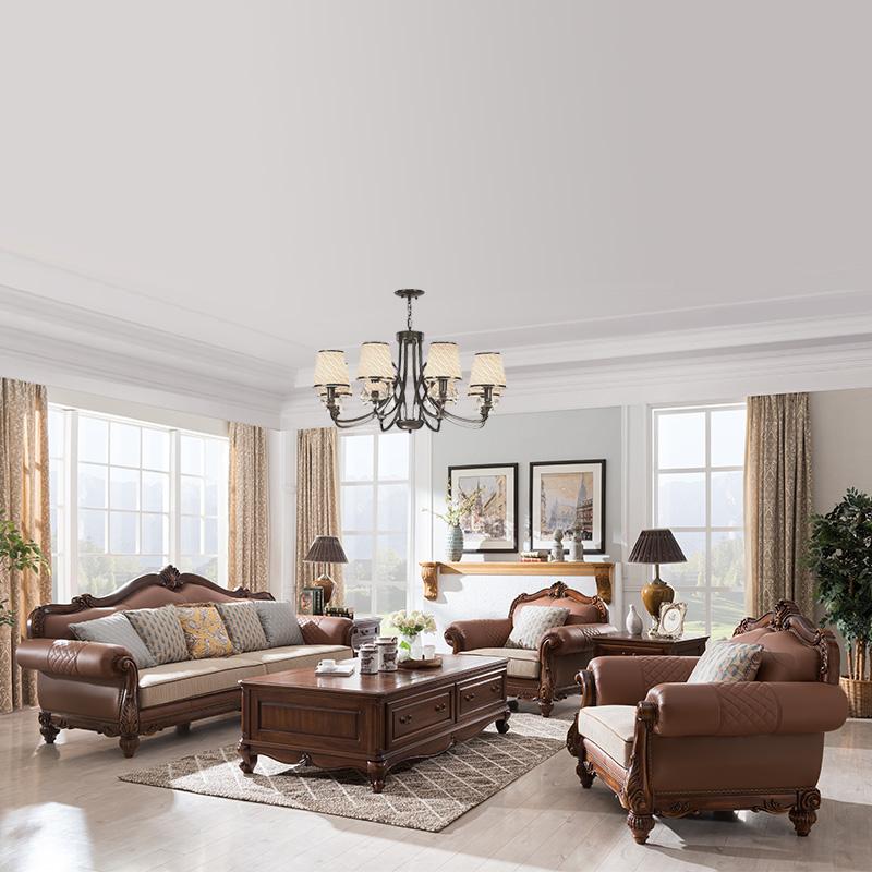 威灵顿家具简美轻奢沙发X603-22