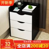 床头柜多功能简约现代收纳柜简易经济型组装储物柜卧室床边小柜子