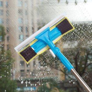 状元星擦玻璃器双面伸缩杆擦窗神器玻璃刮水器清洁玻璃家用擦窗器