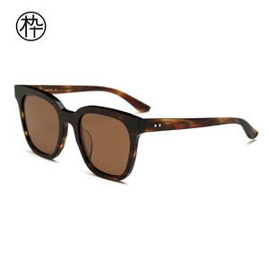 木九十新款太阳眼镜 SM1720057 板材复古 男女同款太阳眼镜