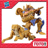 TAKARA Transformers MP Series MP34 Super Warrior Yellow Panther Warrior 3C Reprint