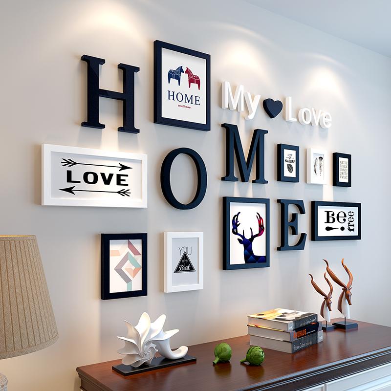 墙上装饰品装饰品摆件客厅