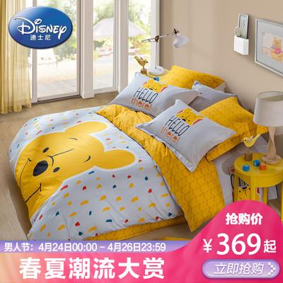 迪士尼床单