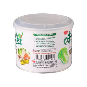 【直营】台湾味全高鲜味精200g/罐全素食增鲜调味品料果蔬菜提取