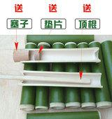 新鲜竹筒粽子竹筒蒸饭筒家用商用活塞式顶出来 烧烤竹筒接受定制
