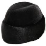 水貂中老年帽子保暖
