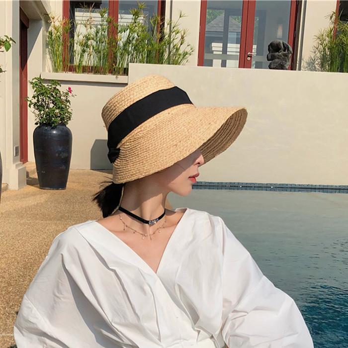气质优雅帽子