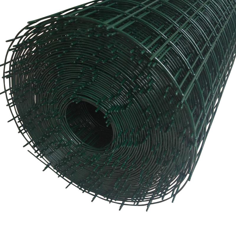 钢丝网护栏网荷兰网拦鸡栅栏户外防护围墙家用养鸡养殖铁丝网围栏