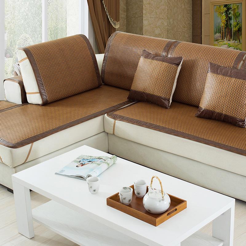夏天草席沙发垫坐垫