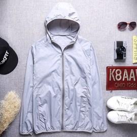 户外夏季男女防晒服超薄透气防晒衫短款专业防紫外线皮肤风衣外套图片