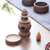 Douyin, a miniature incense burner, is a small scale, by the way, and it is also a miniature fragrance xun stove