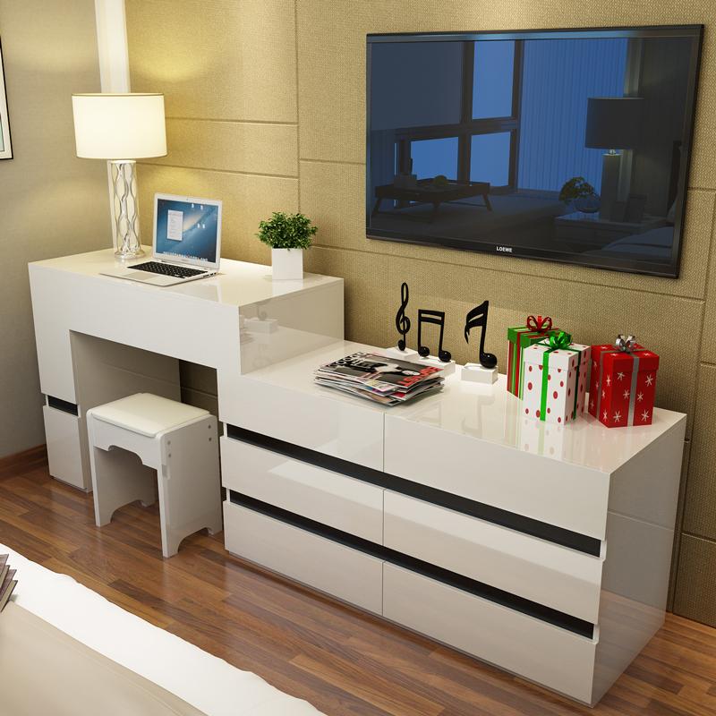 卧室梳妆台组合柜