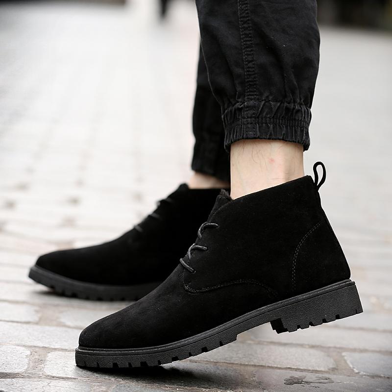 青少年时尚短靴