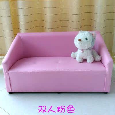 懒人沙发椅卡通单人小沙发卧室儿童靠背椅可爱粉色女孩公主双十二