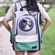 猫咪太空包宠物包外出便携双肩狗狗背包装猫咪包太空宠物舱包大号
