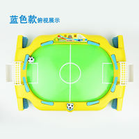 Desktop football toy table football table game console children's intellectual power double battle catapult boys