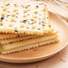 豫吉木糖醇苏打饼干咸味2500g5斤小包装无蔗糖饼干薄脆饼干