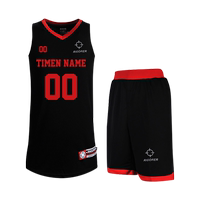 Prospective basketball uniform suit male student large size breathable custom game team sports jersey DIY printing size group buy